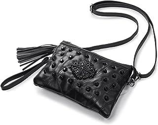 Amazon.es: Negro Bolsos para mujer Bolsos: Zapatos y