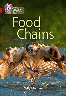 Food Chains: Band 14/Ruby (Collins Big Cat) (English Edition)