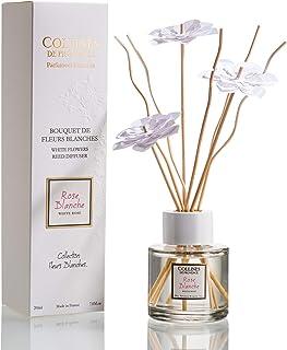 Collines de Provence C1347RBL Parfum d'intérieur, Transparent, 8,2cmx8,2cmx31cm