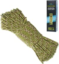 550 Paracord Bracelet Parachute Cord - 7 Strand Type III Paracord Rope - Multiple Colors in 100 Feet