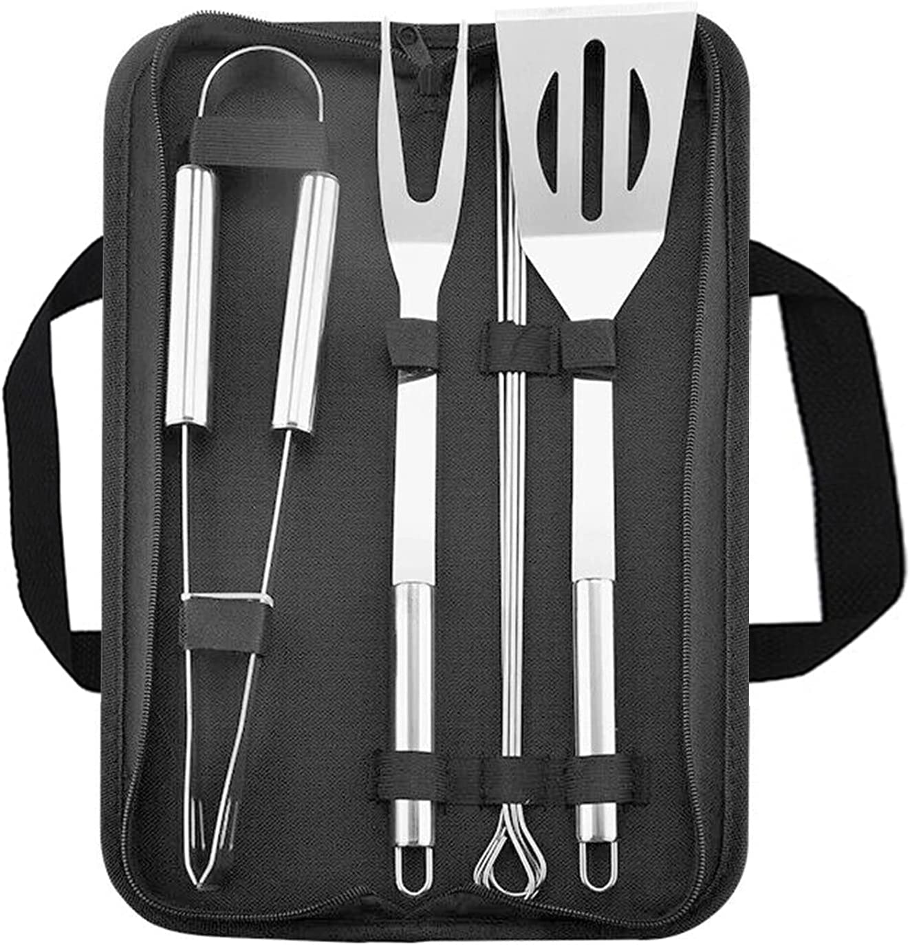 N\C BBQ Grill Cooking Utensils Steel Las Vegas Mall Stainless Tampa Mall Tool Set Barbeque
