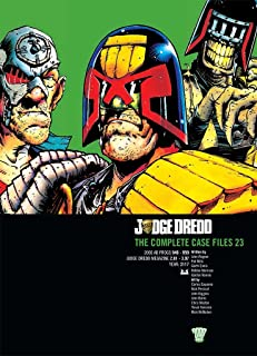 Judge Dredd: the Complete Case Files 23 (Judge Dredd The Complete Case Files)
