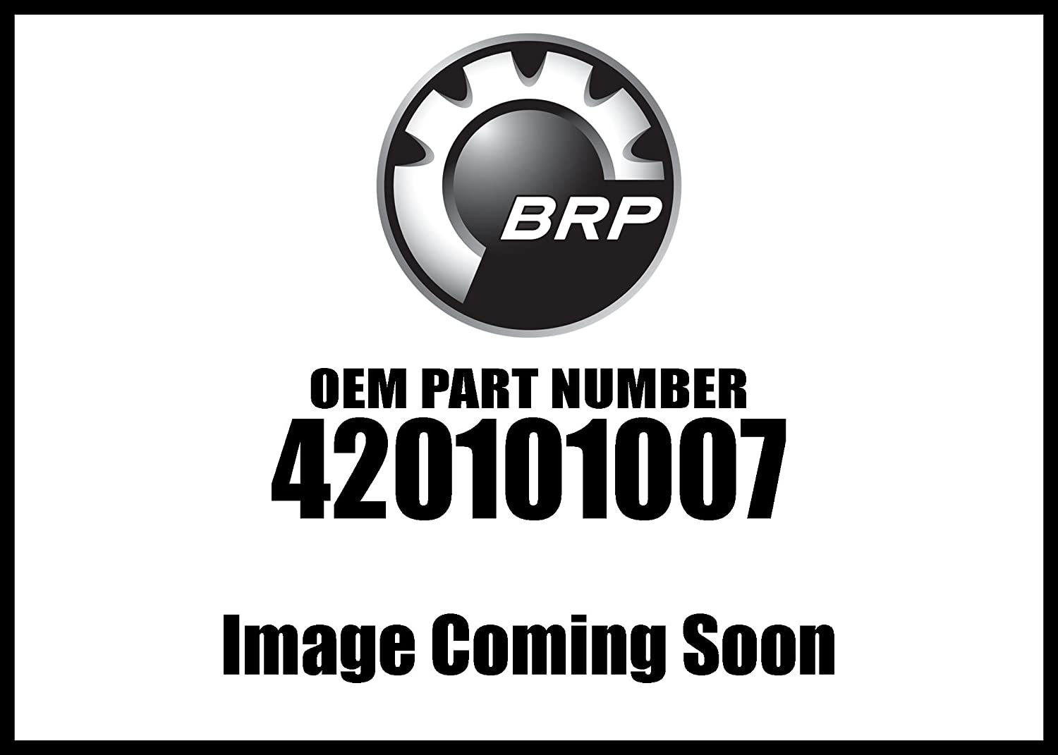 Can-Am Luxury Block Long 1010 Rapid rise Oem 420101007 New