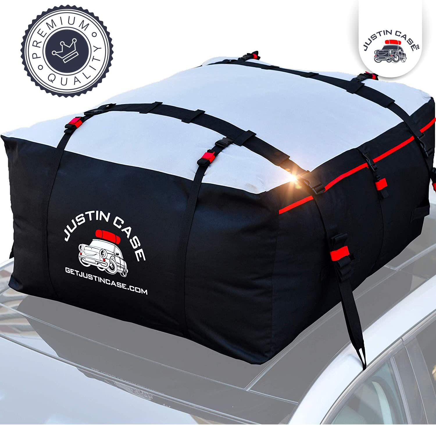 JUSTINCASE Rooftop Cargo Carrier - Car – Top Manufacturer direct delivery Ranking TOP1 B Roof