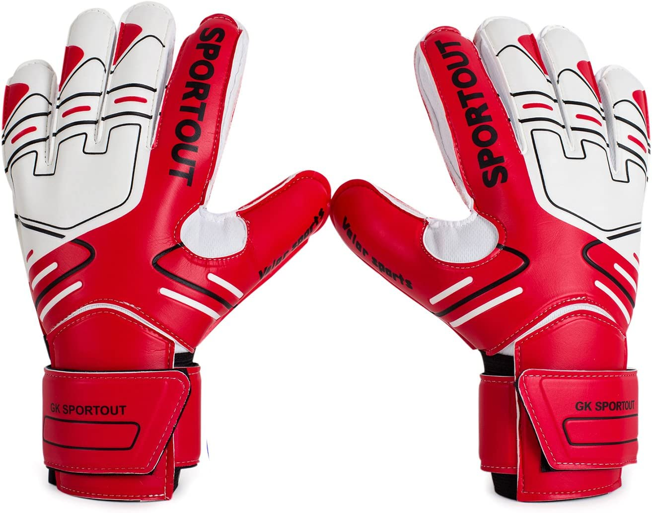 At the price of surprise YouthAdult Goalie Goalkeeper Gloves Opening large release sale Strong for Toughes Grip The