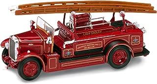 Yat Ming Scale 1:43 - 1934 Leyland FK-1 Fire Engine