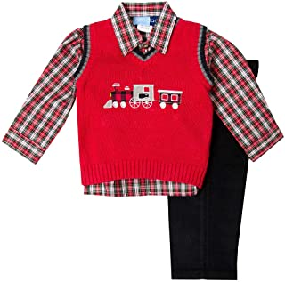 Best baby boy holiday sweater vest Reviews