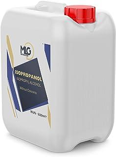 comprar comparacion Garrafa Alcohol Isopropílico 99,9% 5 Litros | IPA de Limpieza | Ideal para limpieza para componentes electrónicos | 5000ml