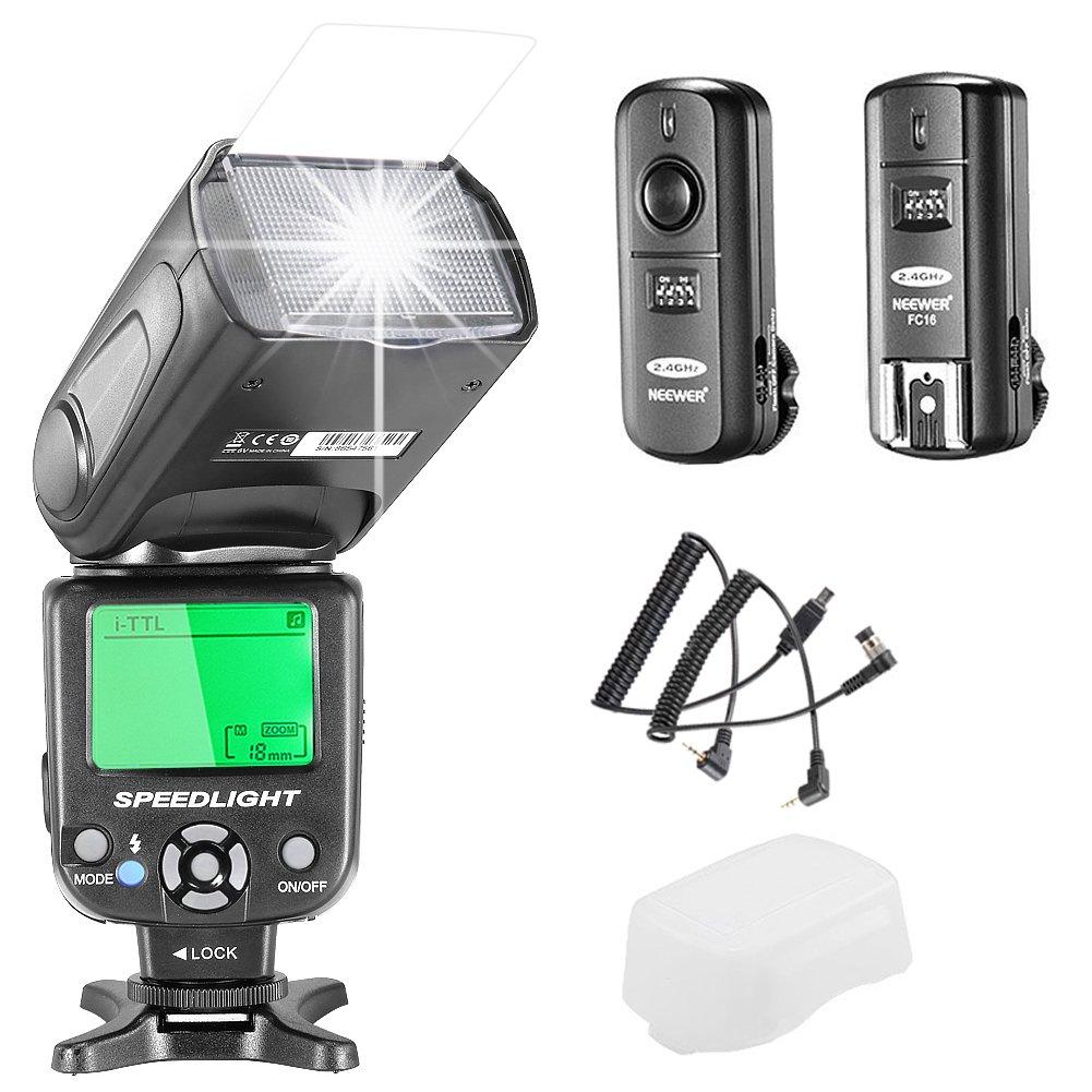 i-TTL Flash and Accessories For Nikon Digital SLR Cameras