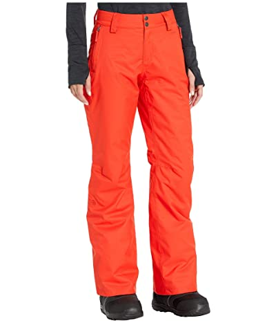 The North Face Sally Pants (Fiery Red) Women