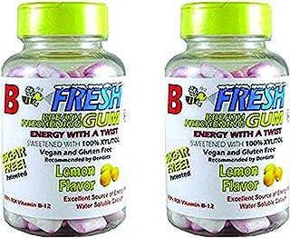 b fresh lemon gum