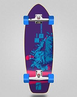 TXIN - Surfskate with SGI Sakari Surf Skate Trucks - Brea...