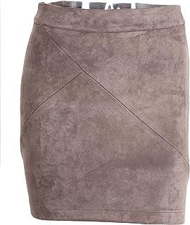 c223a94d6f8f Suchergebnis auf Amazon.de für: Leder - Röcke / Damen: Bekleidung