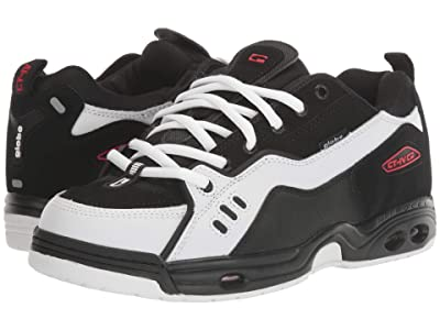 Globe CT-IV Classic (Black/White/Red) Skate Shoes