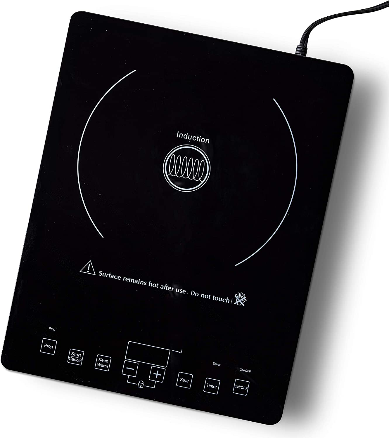 GreenPan CC002900-001 Special price for a limited time Cooker Countertop Burner Si Induction One Austin Mall