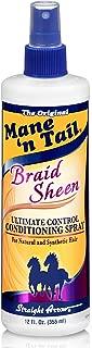 Best mane n tail braid sheen spray Reviews