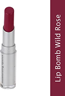 Color Fever Lip Bomb Matt Lipstick, Wild Rose, 3.2g