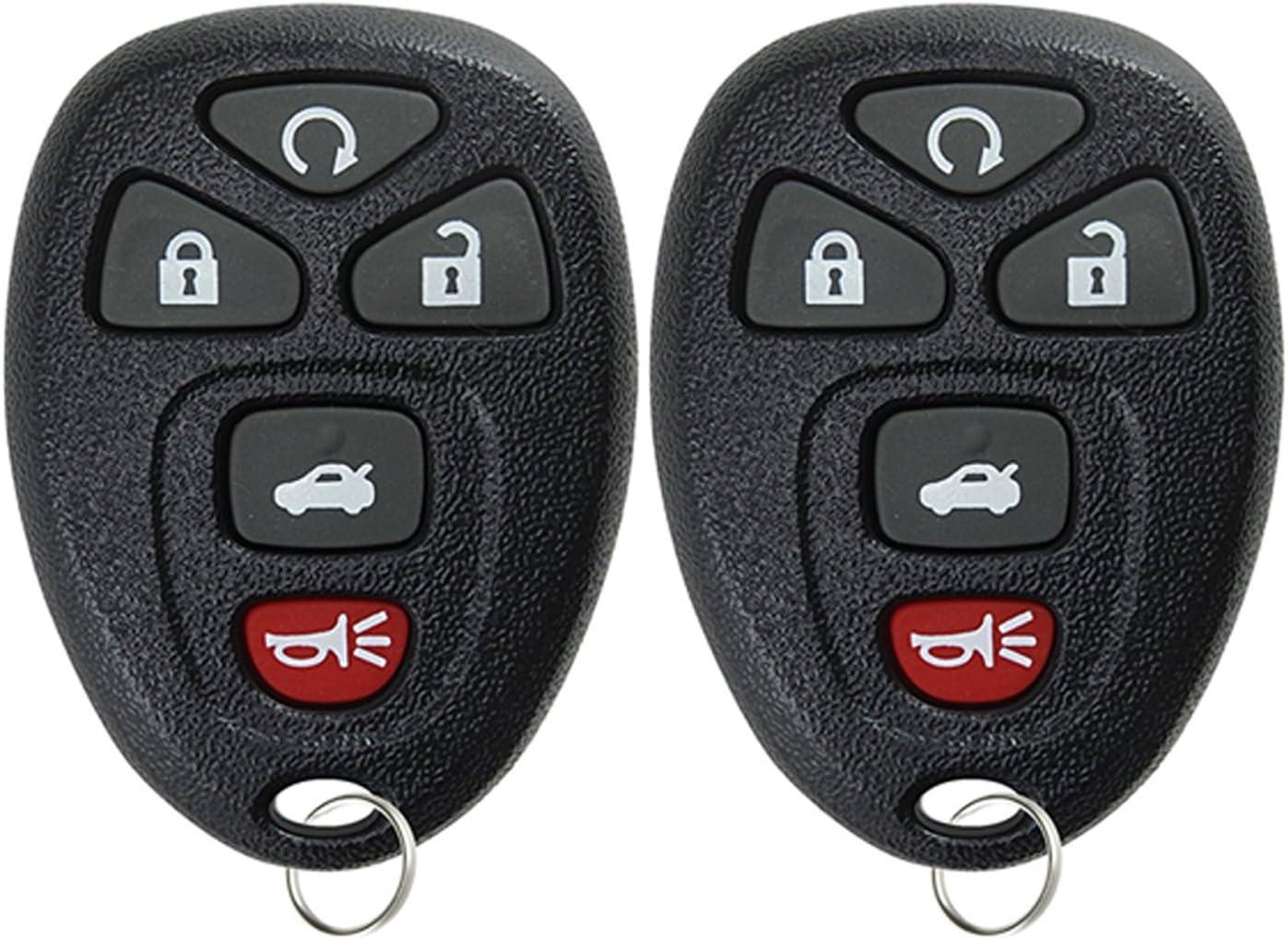 Ranking quality assurance TOP15 KeylessOption Keyless Entry Remote Start Car Rep Control Key Fob