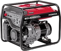 Honda 4,000 Watt Gas Powered Home RV Portable Generator EG4000