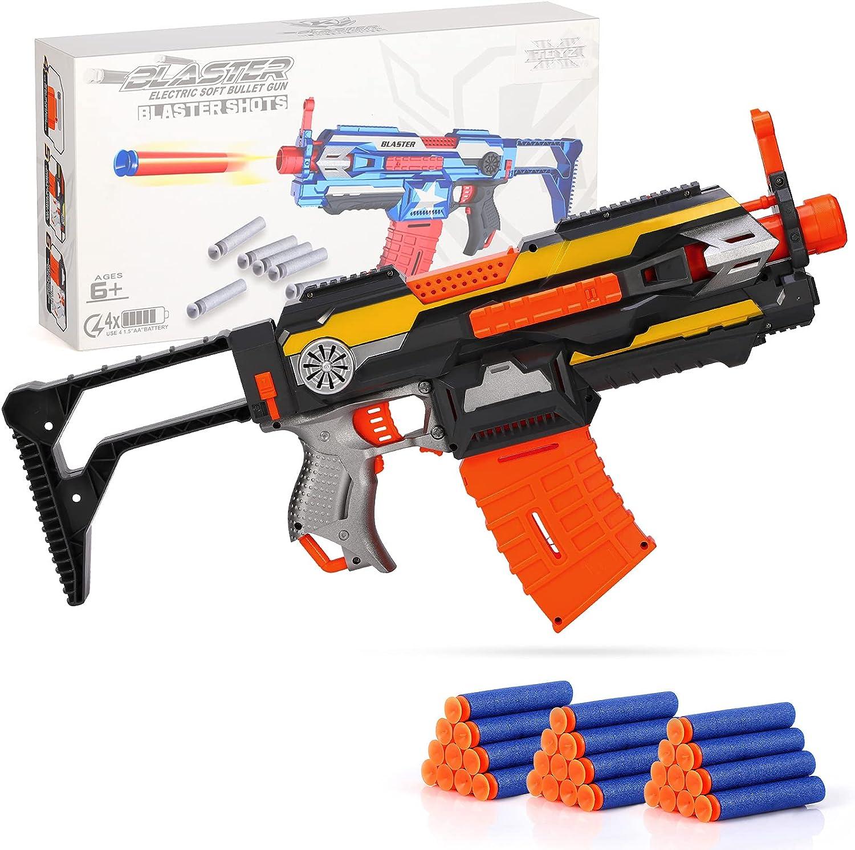 Xtoyz 30 Darts  Motorized Blaster Toy Gun $19.79 Coupon