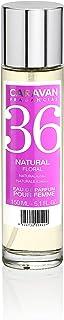 CARAVAN FRAGANCIAS nº 36 - Eau de Parfum con vaporizador para Mujer - 150 ml