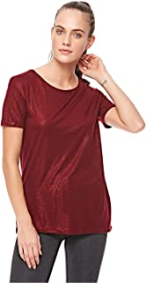 Stradivarius T-Shirts For Women, S, Purple