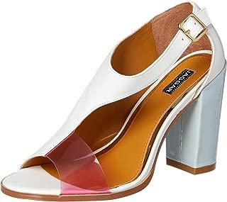 Jaggar Women's Epoch Leather Heel, Ivory