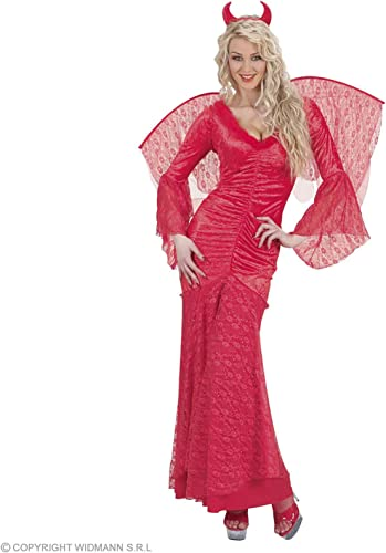 alta calidad y envío rápido Widmann-wdm72921disfraz Adulto mujer, rojo, rojo, rojo, wdm72921  tienda