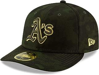 ニューエラ (New Era) 59フィフティ LP Armed Forces キャップ - オークランド・アスレチックス (Oakland Athletics)