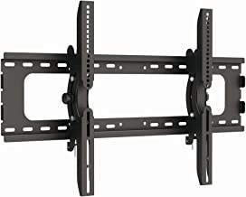 "Husky Mounts 80 Inch Universal TV Wall Mount Tilting Super Heavy Duty Fits Most 80 70 65 60 55 50 47 42 40 Inch LED LCD Plasma Flat Screen TV Bracket up to VESA 760x470 (30""X 18"" ) and 165 Lbs"