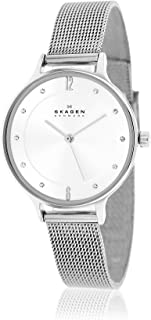 Skagen Women's Anita Stainless Steel Mesh Watch