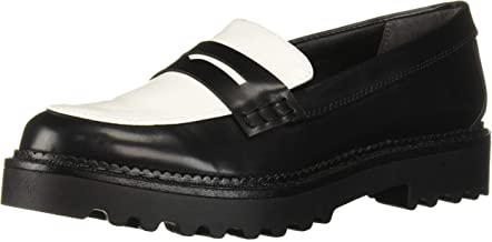 Amazon.com: Black and White Loafers