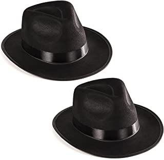 Best blues brothers hat and glasses Reviews