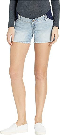 Karlie Maternity Shorts in Westside