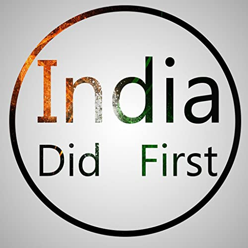 India did first