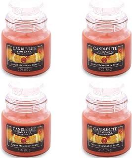 Candle-Lite A08231271 Duftwachs Sunlit Mandarin Berry 56 g
