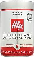 حبوب قهوة كاملة كلاسيكو من ايلي، تحميص متوسط، 250 غرام