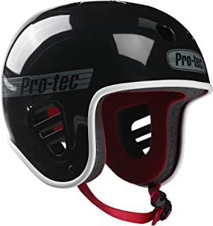SM Pro Tec Full Cut Hosoi Helmet Metallic Black