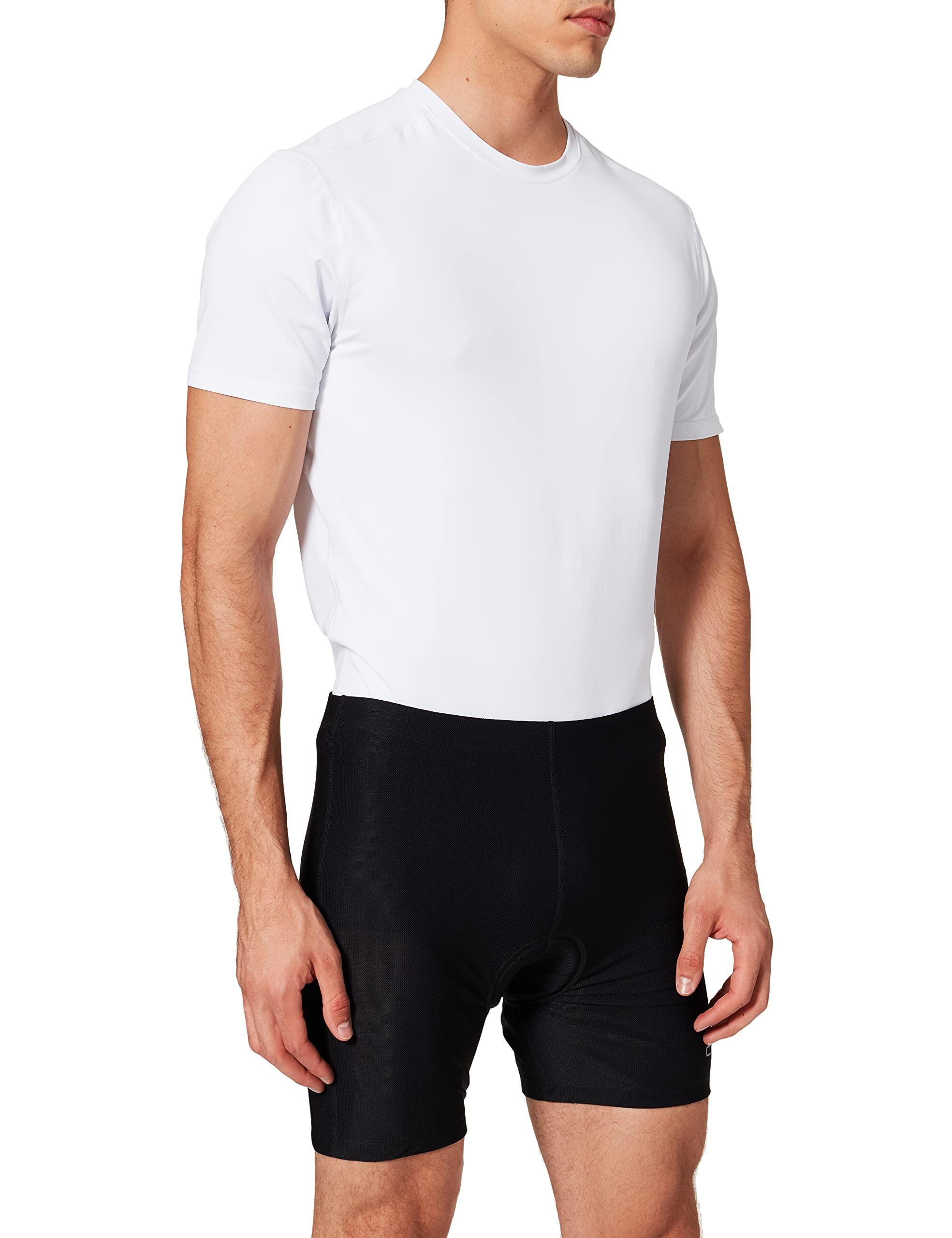 CMP Herren Tight-Fitting Bike Shorts Hosen, Black, 54