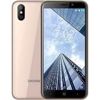 DOOGEE X50L Smartphone 4G LTE,OTA/GPS Android 8.1 Dual Nano SIM 2000 mAh,Cámara 5MP+5 MP (13.9 cm (5.0