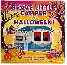 Brave Little Camper Saves Halloween (Padded Storybook)