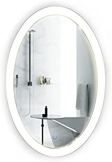 Best led oval mirror Reviews