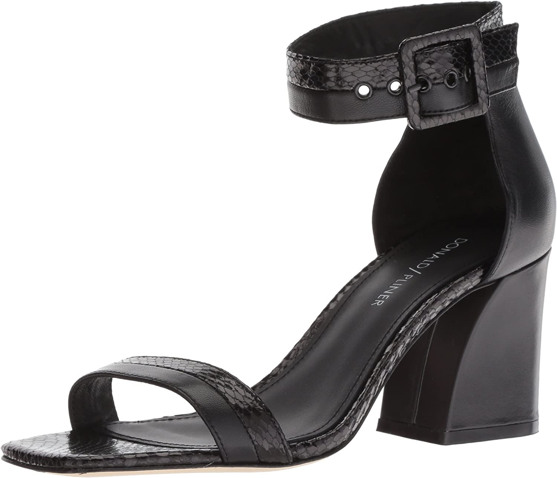 Donald J Pliner Womens Watson08qd Heeled Sandal
