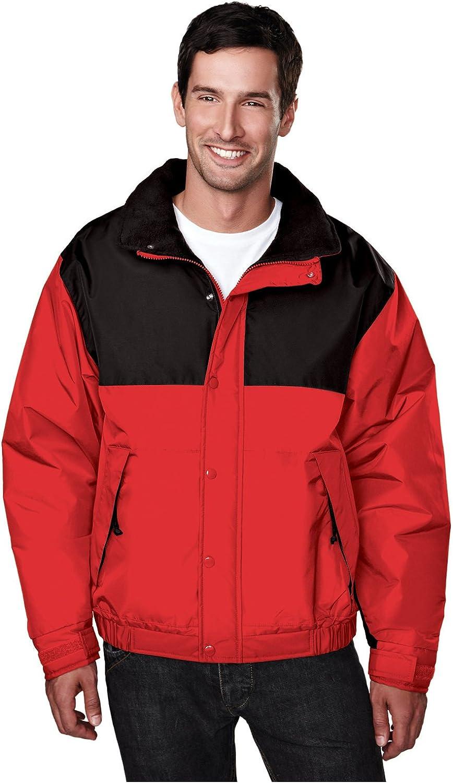 Tri-Mountain Windproof Winter Jacket w/Heavyweight Toughlan Nylon. 9006