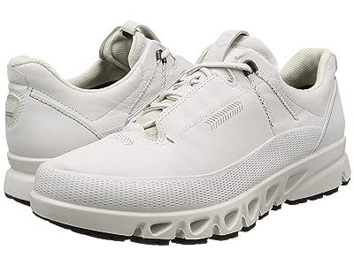 ECCO Sport Multi-Vent Lace GORE-TEX(r) (White) Men