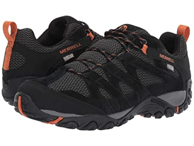 Merrell Alverstone Waterproof (Black) Men