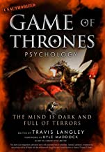 Best psychology of game of thrones Reviews