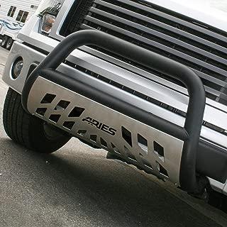 ARIES P35-4016 Pro Series 3-Inch Black Steel Bull Bar Select Chevrolet, GMC, Cadillac Trucks and SUVs