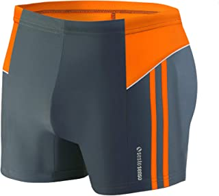 c72d6f5027 Sesto Senso® Swim Shorts for Men Swimming Trunks (Sizes from M to 4XL)