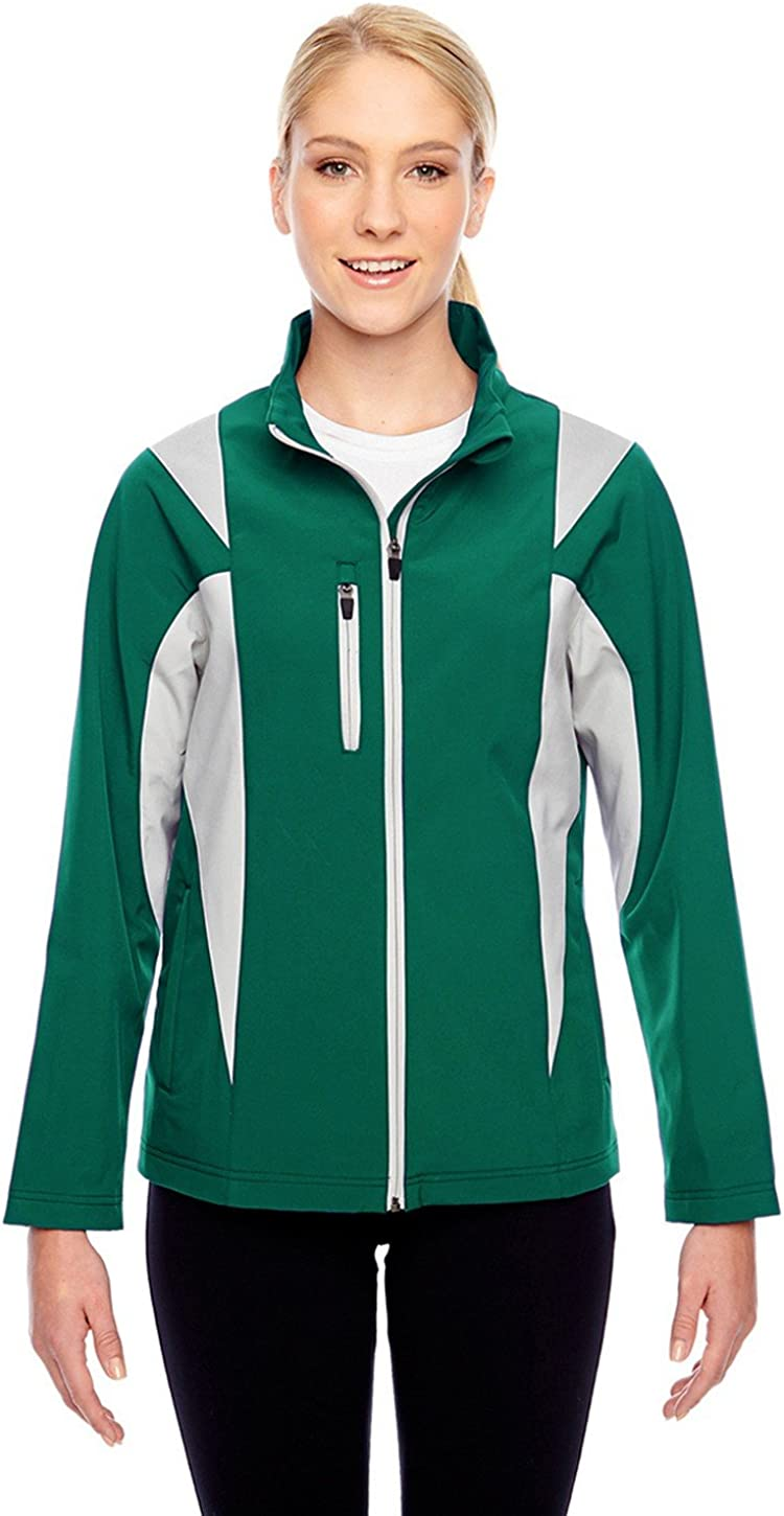 Max 43% OFF Team 365 TT82W - Weekly update Ladies Jacket Icon Soft Shell Colorblock